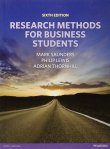 Book - Research Methods for Business Students
